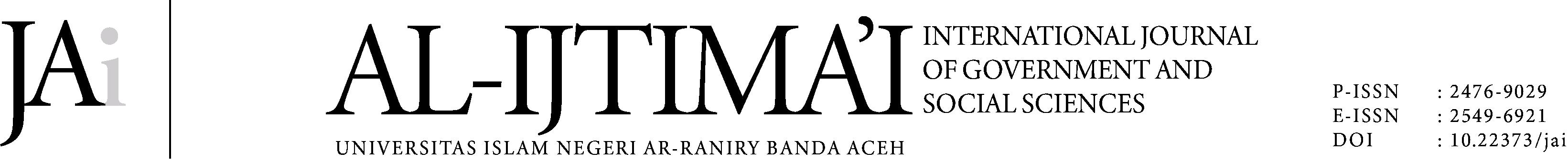 Al-Ijtima`i